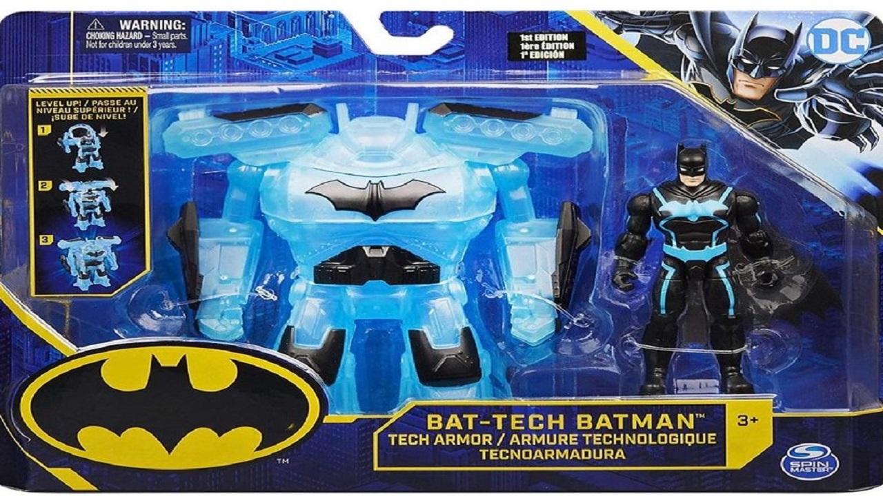 Spin Master presenta la nuova linea Bat-Tech thumbnail