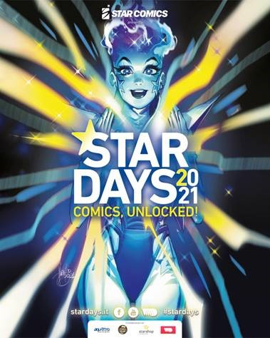 star days 2021 locandina