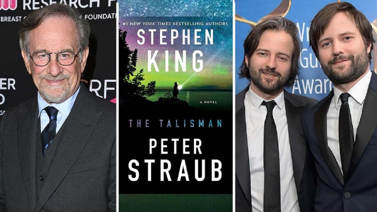 Spielberg e i creatori di Stranger Things insieme per Il Talismano di King thumbnail