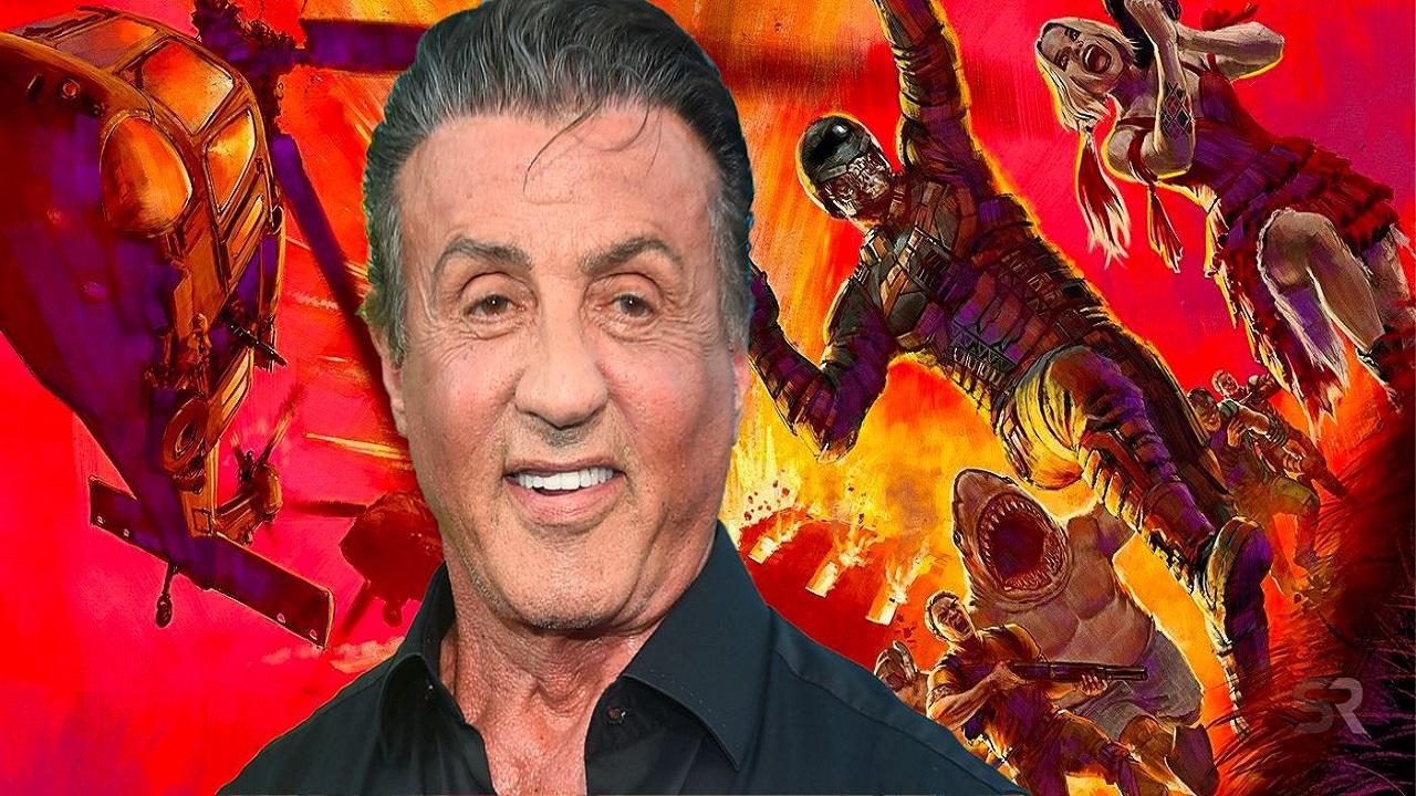 The Suicide Squad: Sylvester Stallone è la voce di King Shark thumbnail