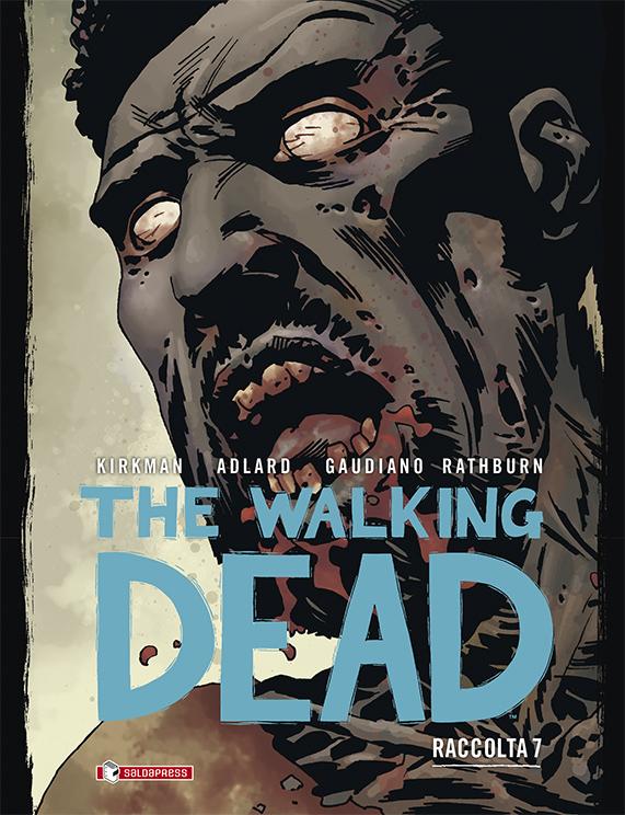The Walking Dead raccolta 7