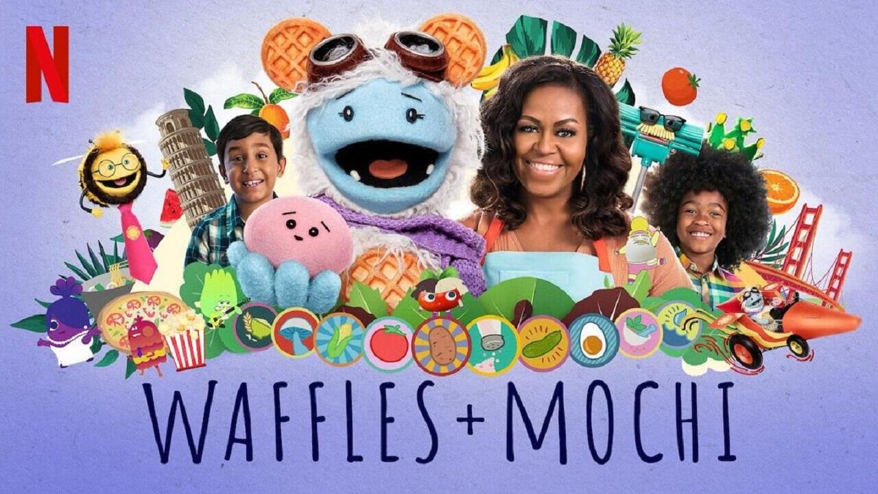 WAFFLES + MOCHI è ora disponibile su Netflix thumbnail