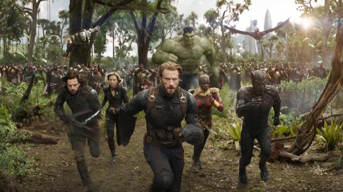 avengers infinity wars ordine mcu film recuperare