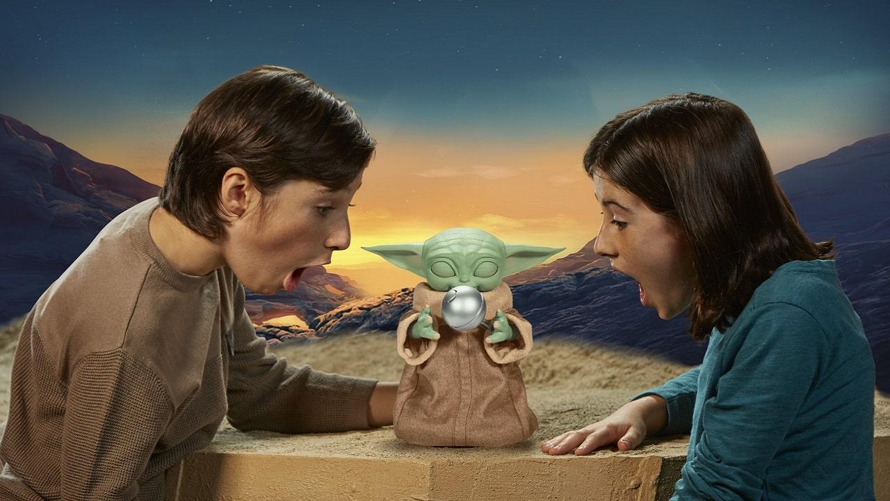 Star Wars: Il Ritorno del Baby Yoda (in versione Golosone Galattico) thumbnail