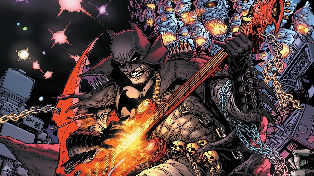 Batman: Death Metal sta per arrivare in Italia thumbnail