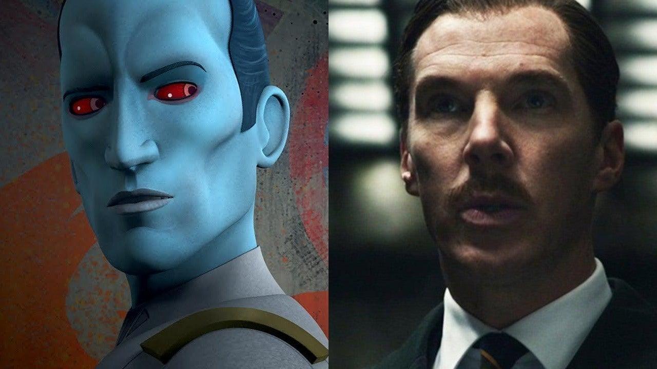 Benedict Cumberbatch potrebbe interpretare Thrawn? Parla l'attore thumbnail