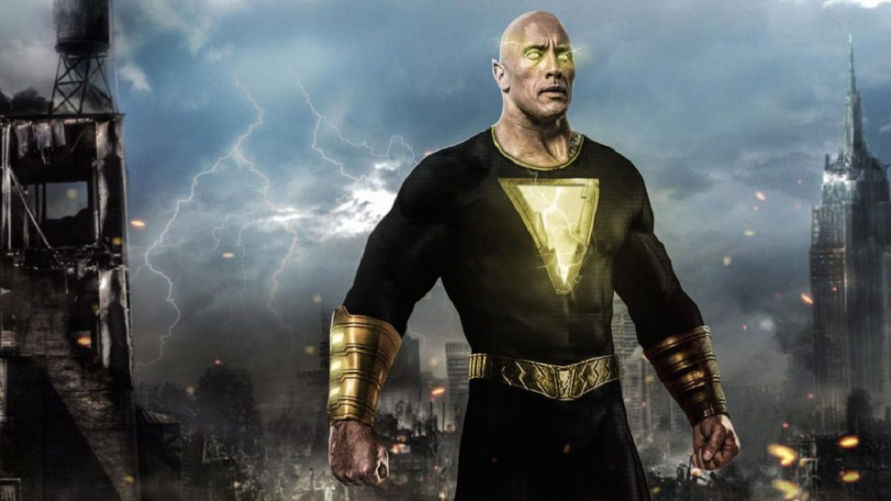 Black Adam: Dwayne Johnson annuncia la data d'uscita thumbnail