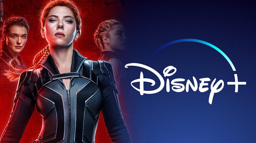 Black Widow in arrivo su Disney+