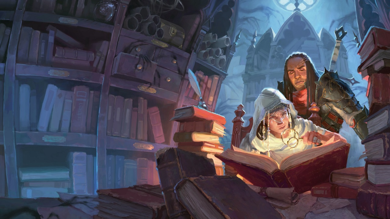 Il Tiro d'Iniziativa: Candlekeep Mysteries, un'antologia di avventure thumbnail