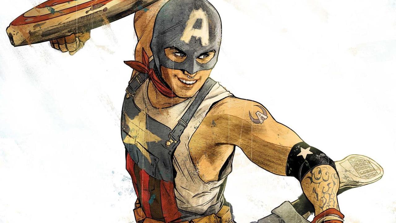Marvel introdurrà un Capitan America omosessuale thumbnail