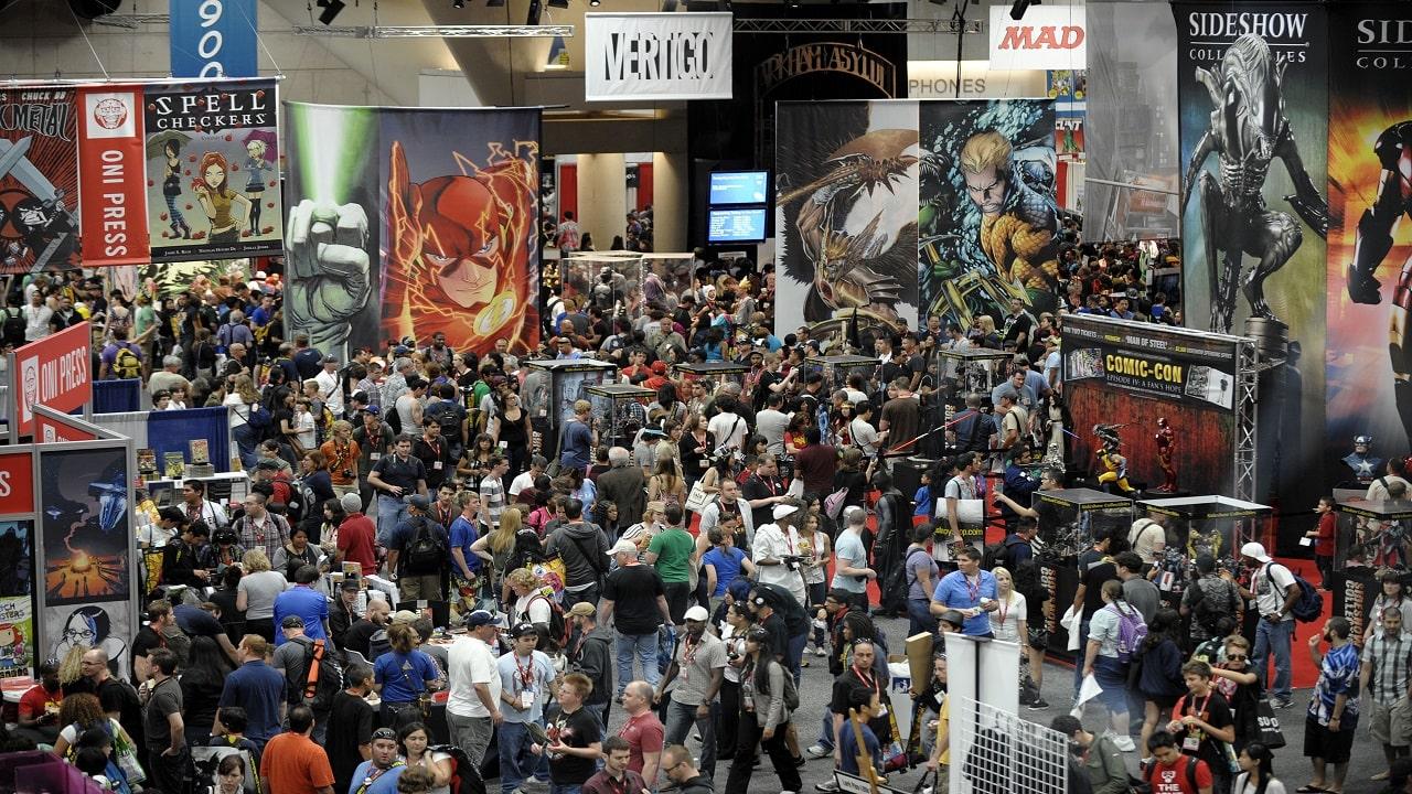 Il Comic-Con di San Diego torna in presenza per il Ringraziamento thumbnail