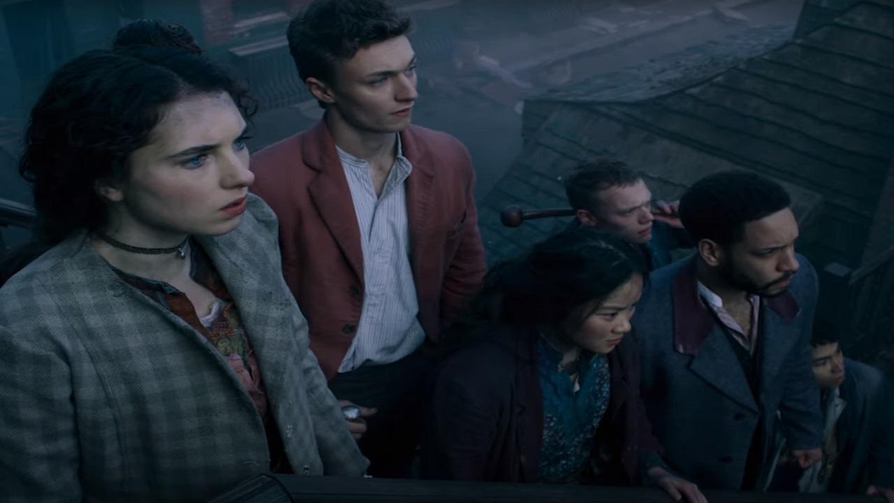Gli Irregolari di Baker Street: online il primo trailer thumbnail