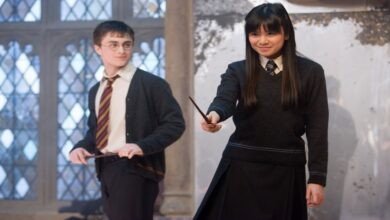 Harry Potter Cho Chang