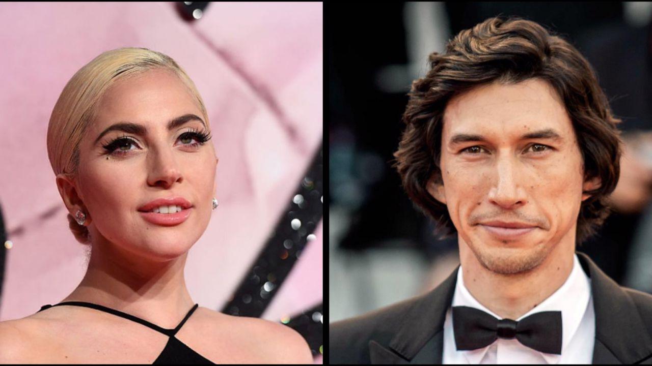 Lady Gaga pubblica la prima foto con Adam Driver dal set di House of Gucci thumbnail