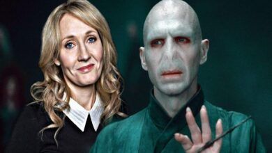 JK Rowling Ralph Fiennes