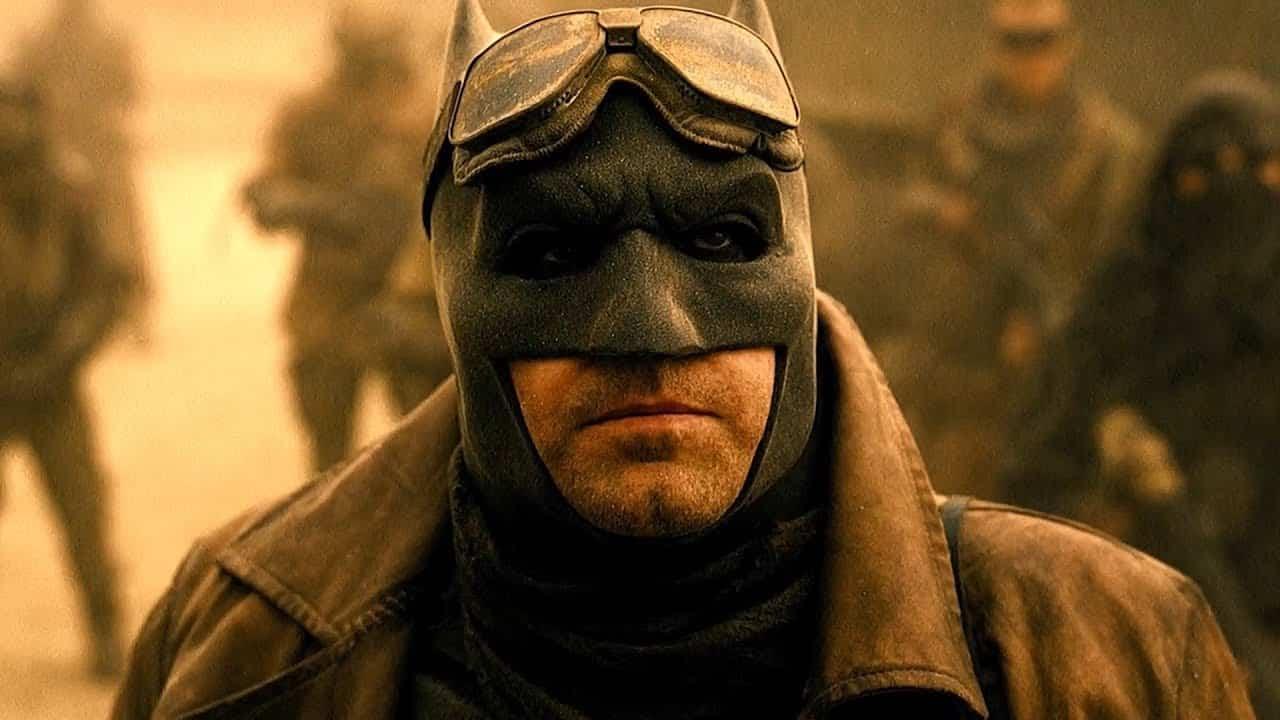 Justice League: Snyder pubblica un nuovo teaser dedicato a Batman thumbnail