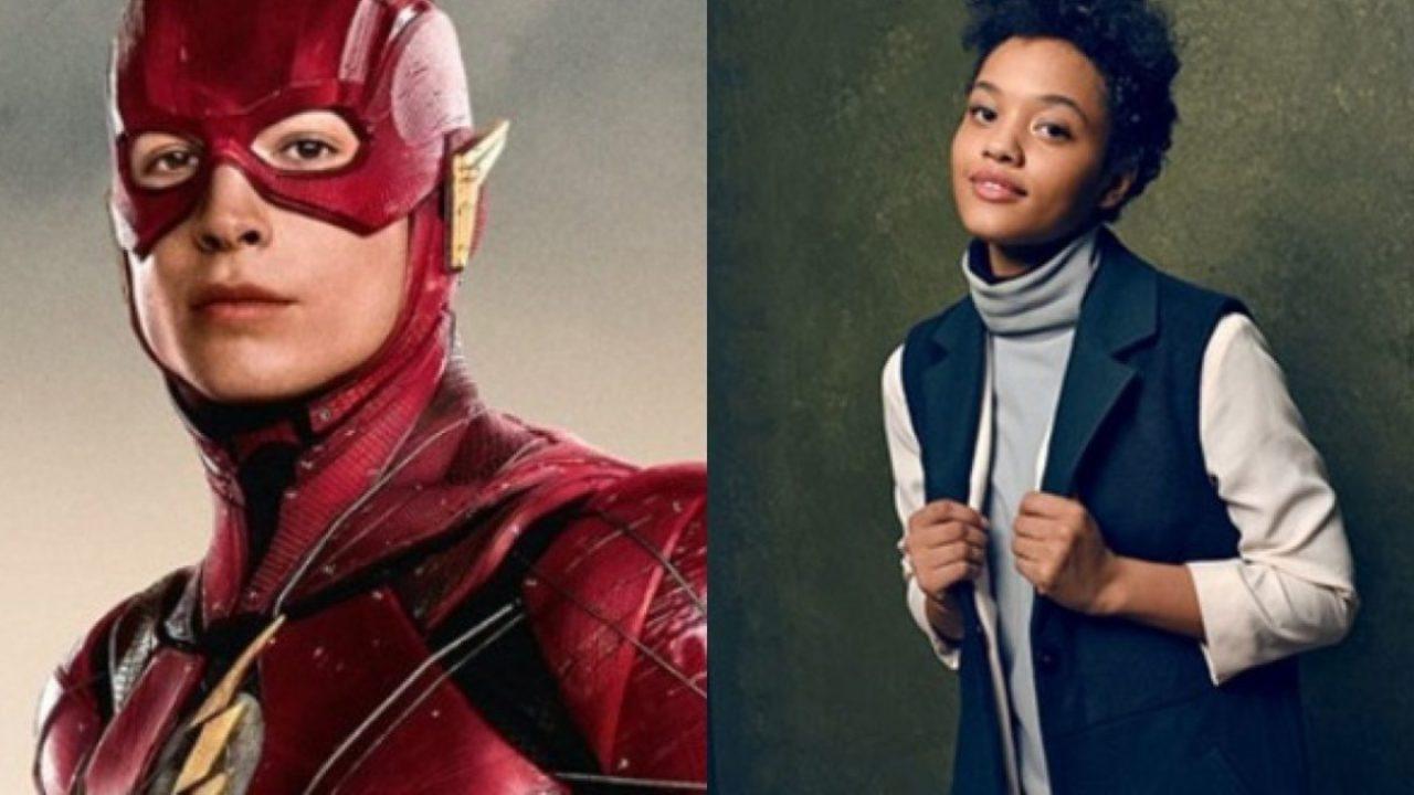 Kiersey Clemons tornerà come Iris West in The Flash thumbnail