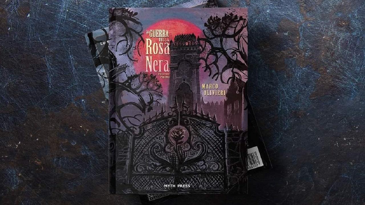 La Guerra della Rosa Nera: un nuovo fantasy ispirato da giochi da tavolo thumbnail