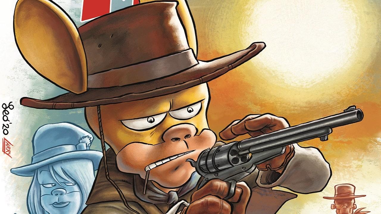 Matana è pronto al duello: ecco il fumetto western di Leo Ortolani thumbnail