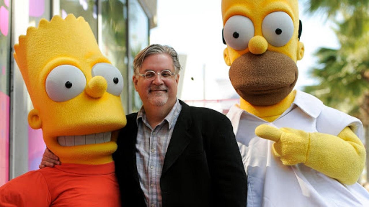 Matt Groening parla dei recast vocali dei Simpson thumbnail