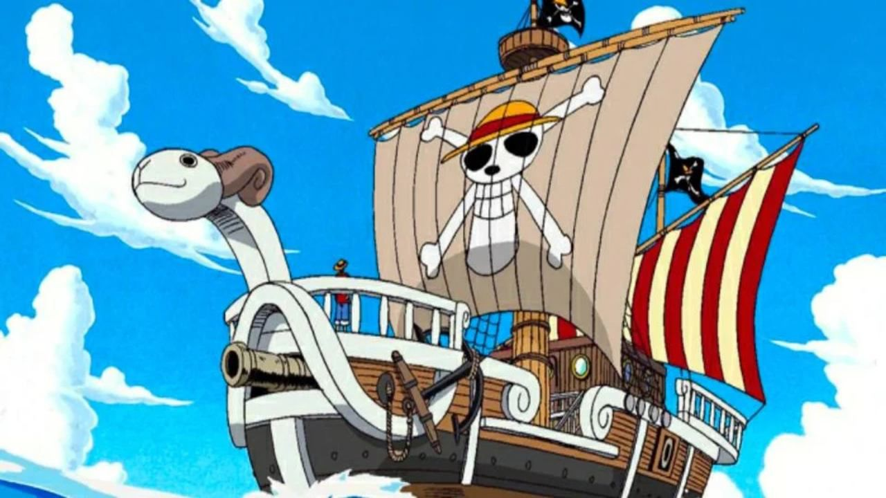 Prime foto della Going Merry dal live-action di One Piece thumbnail