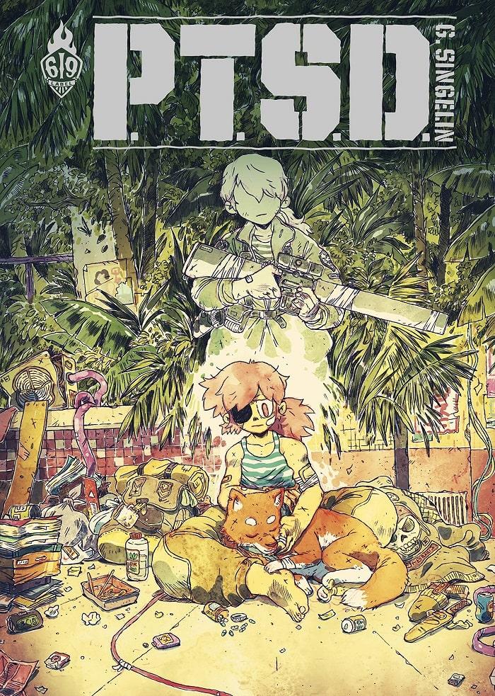 ptsd graphic novel guillaume singelin