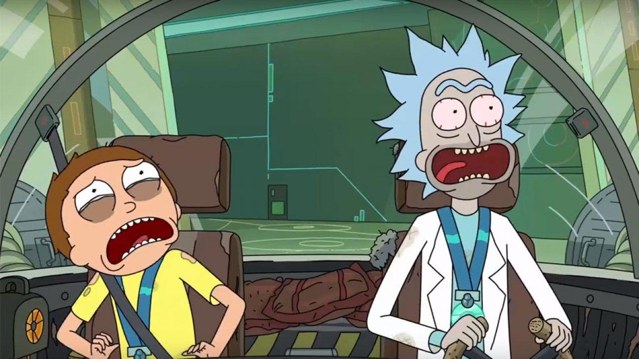 Rick and Morty: il trailer della quinta stagione (con la data di debutto!) thumbnail