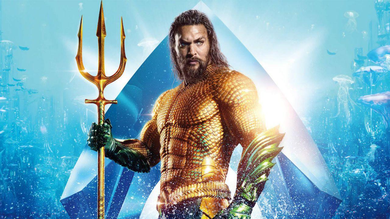Snyder Cut: debutta il teaser di Aquaman thumbnail