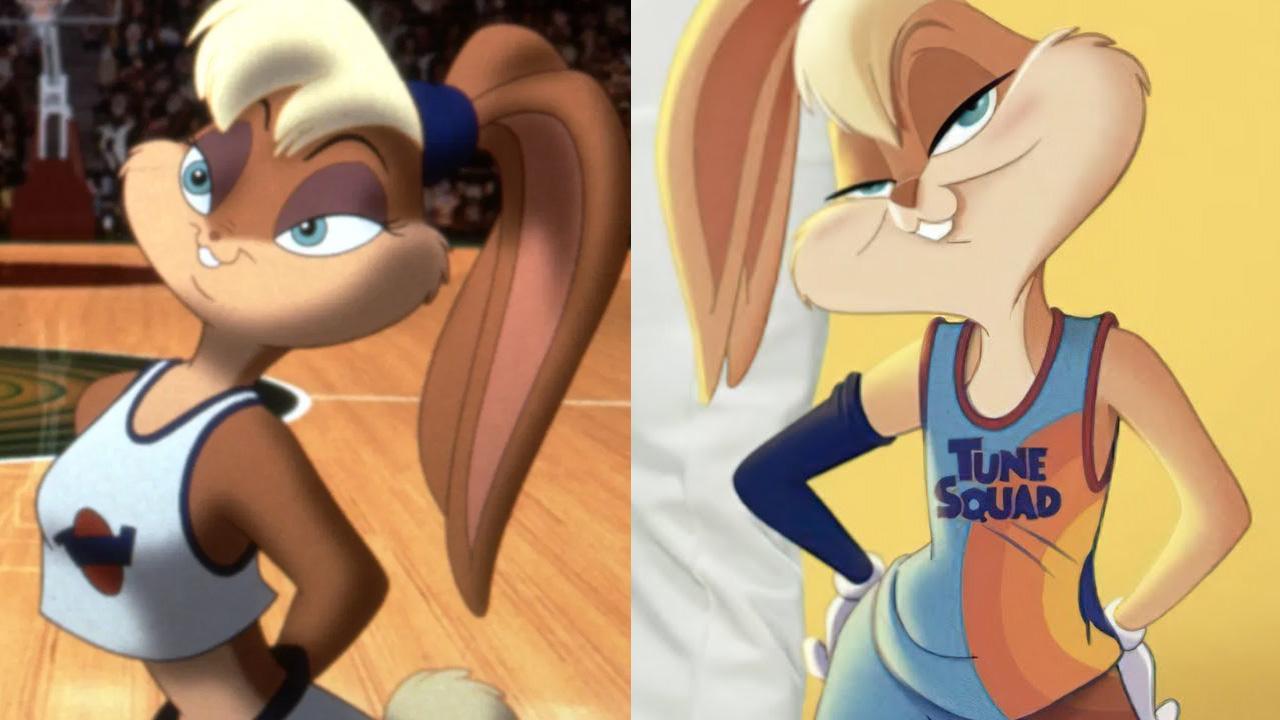Il regista di Space Jam 2 spiega il redesign di Lola Bunny thumbnail