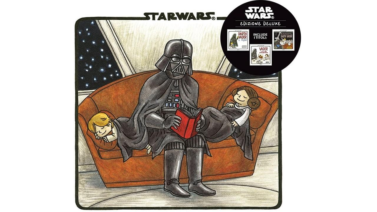 Festa del papà: ecco i migliori regali a tema Marvel e Star Wars thumbnail