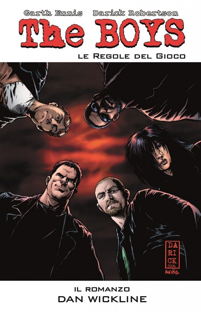 the boys Regole del Gioco-min