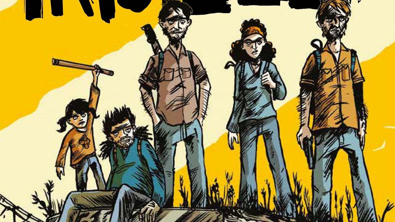 Tristezza: la graphic novel della collana Cromo di Neo Edizioni thumbnail