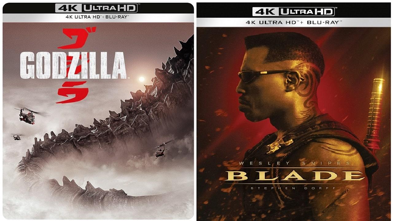 Da Blade a Godzilla, ecco tutte le novità di Warner per l'Home Video di aprile thumbnail