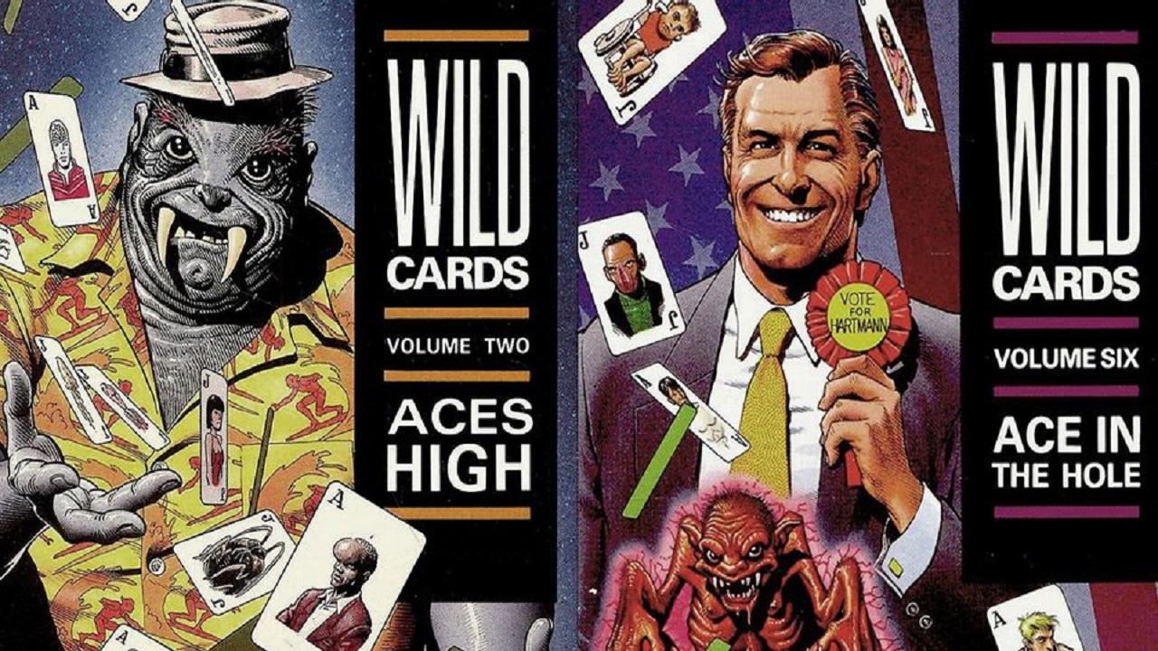 Wild Cards: l'adattamento della serie curata da George R.R. Martin passa a Peacock thumbnail
