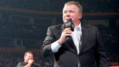 WWE William Shatner