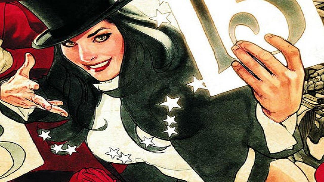 Zatanna: la regista di Una donna promettente alla guida del film sull'eroina DC Comics thumbnail