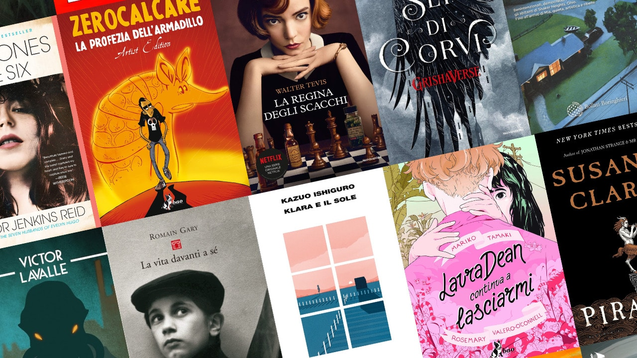 Consigli di lettura per ogni tipo di lettore nella Giornata mondiale del libro thumbnail