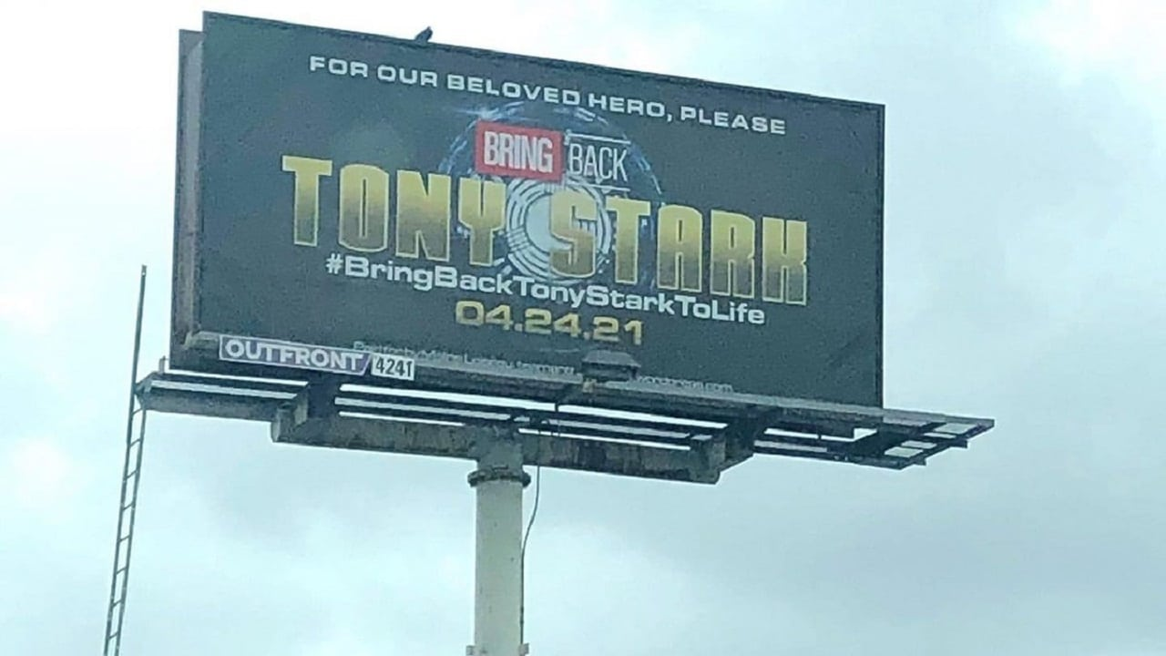 Bring Back Tony Stark: parte la campagna dei fan thumbnail