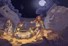 Fantasy World gioco da tavola di ruolo Kickstarter