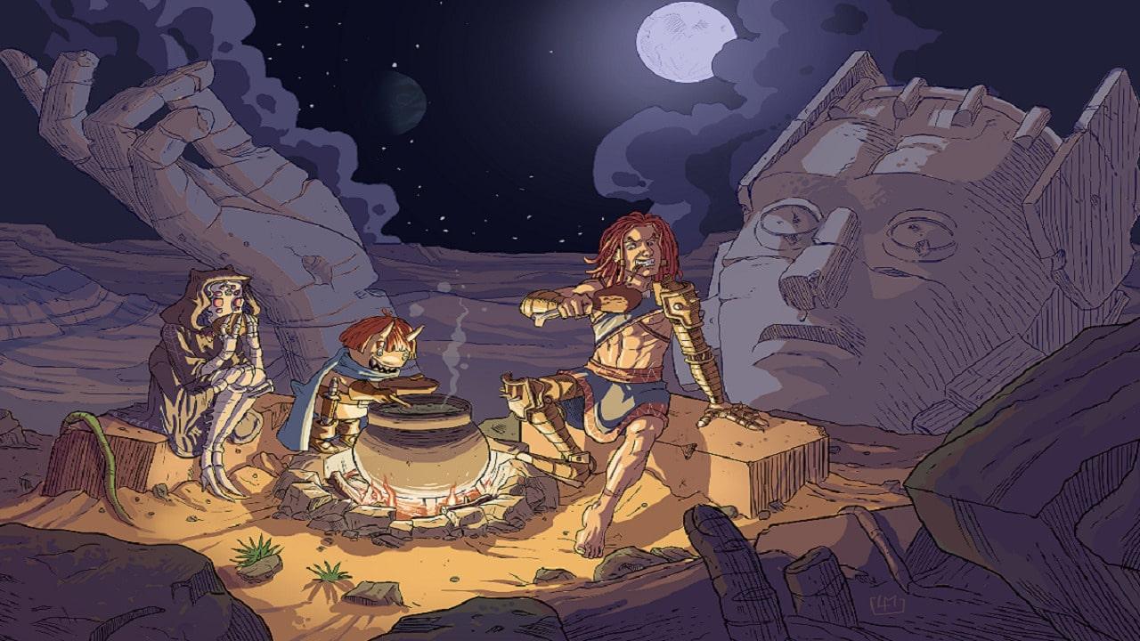 Svelata la data del Kickstarter di Fantasy World thumbnail