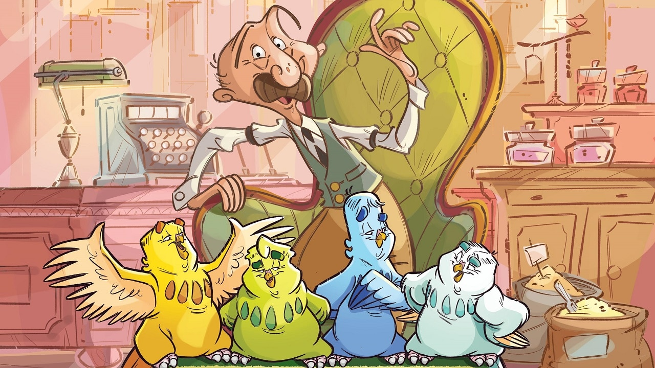 È in uscita Il Negozio Di Peter il fumetto ambientato a New York negli anni 30 thumbnail