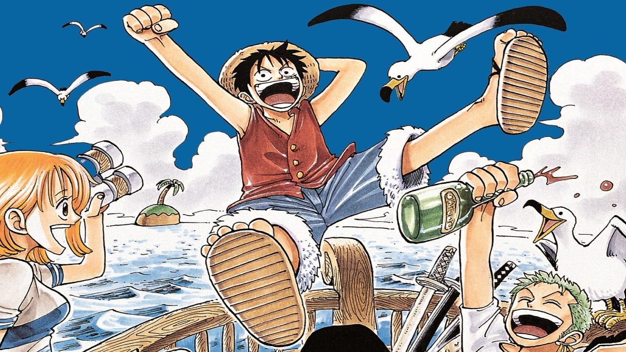 One Piece raggiunge quota 1000 capitoli e 100 volumi thumbnail