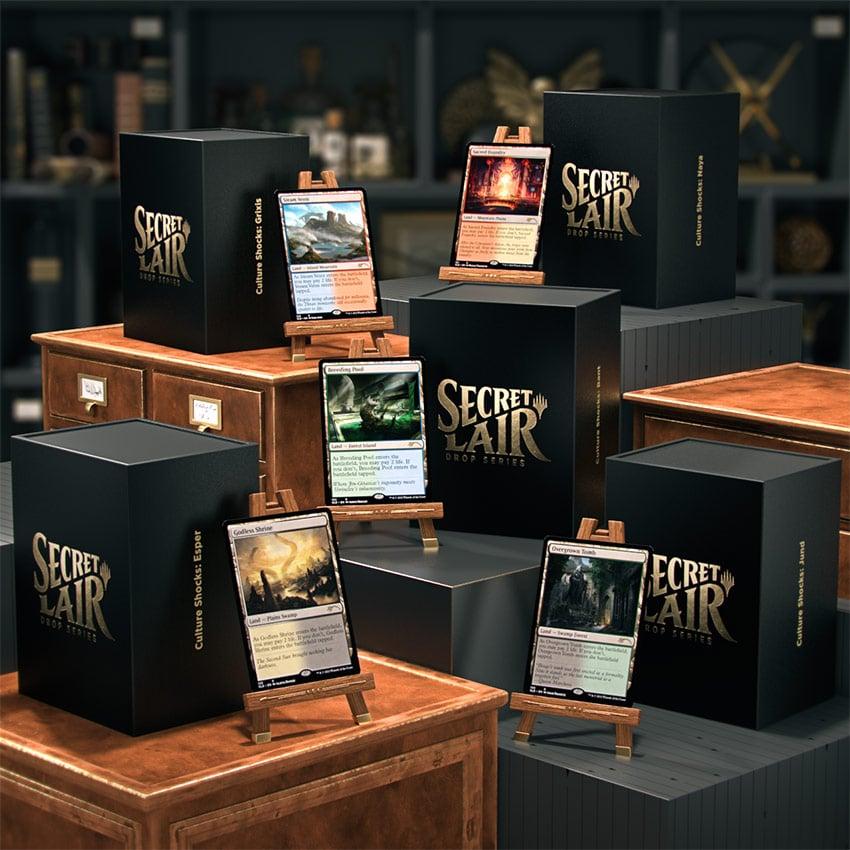 Secretorium Superdrop del Dr. Lair: Il nuovo Secret Lair di Magic thumbnail