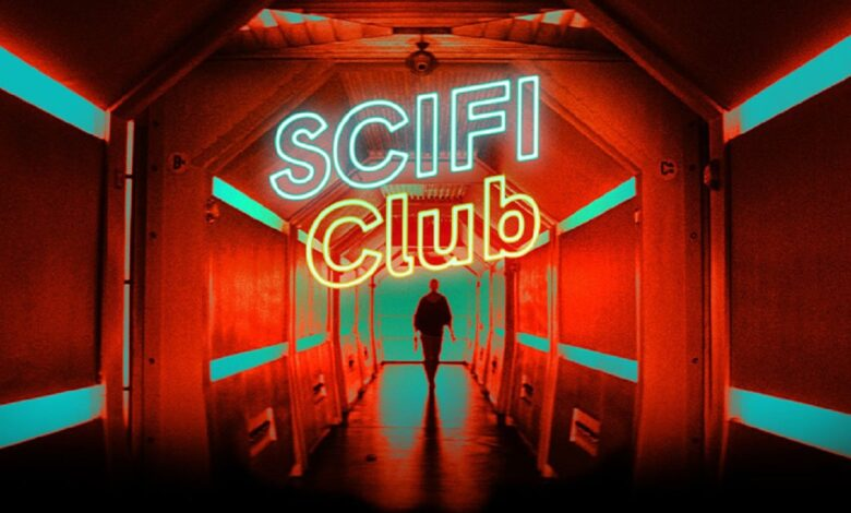 SciFiClub streaming piattaforma fantascienza