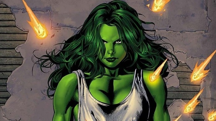 She-Hulk Renée Elise Goldsberry