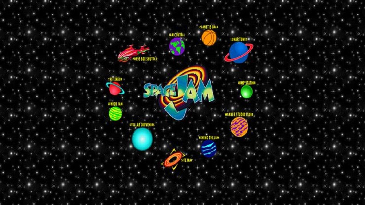 Il sito di Space Jam è stato aggiornato dopo 25 anni thumbnail