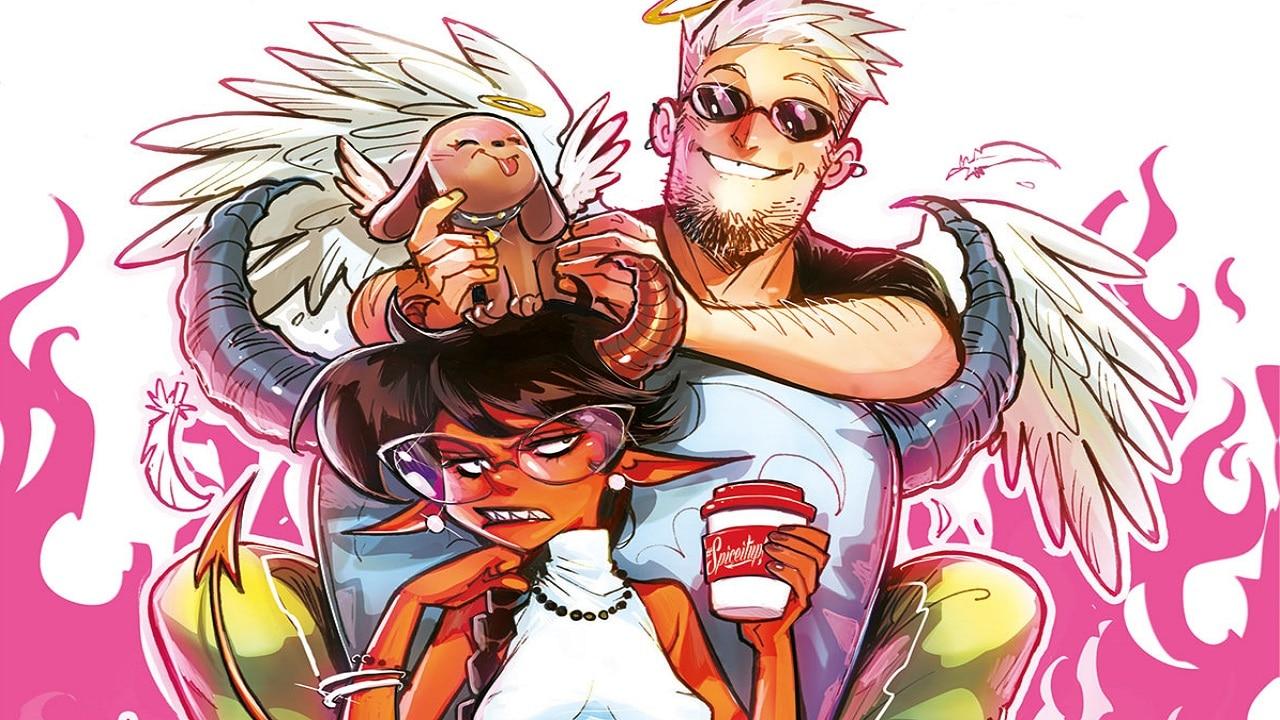 Il primo volume della triologia Sweet Paprika è in uscita a maggio thumbnail