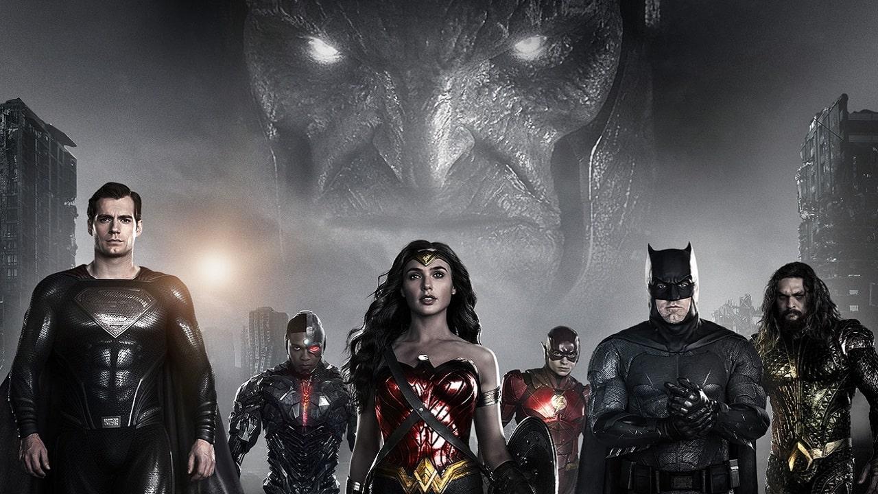 La Snyder Cut della Justice League arriva in digitale e in Blu-Ray thumbnail