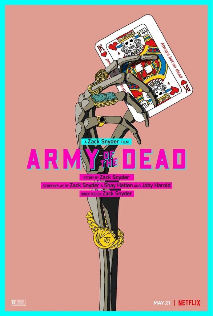 army of the dead trailer ufficiale zack snyder