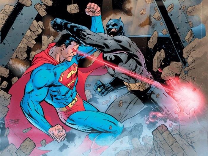 batma vs superman film inediti